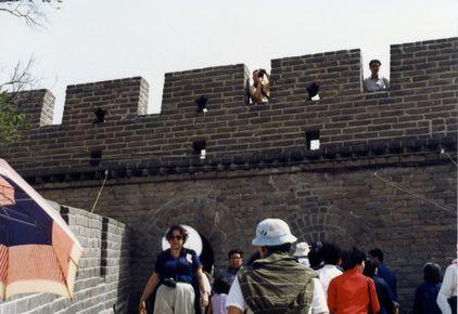 「中国・万里長城・攻撃壁」1.jpg